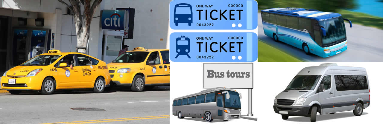 Fort Lauderdale Airport shuttle and cab rates