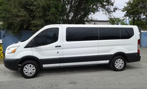 Fort Lauderdale Airport shuttle service